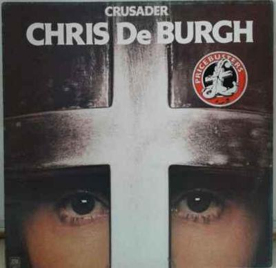 LP Chris De Burgh - Crusader, 1979 EX