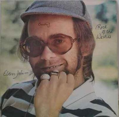 LP Elton John - Rock Of The Westies, 1975