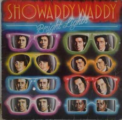 LP Showaddywaddy - Bright Lights, 1980