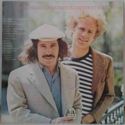 LP Simon & Garfunkel - Greatest Hits, 1972 EX