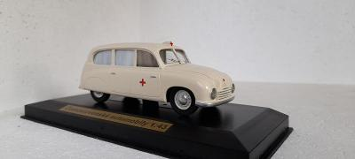 Tatra T 201 ambulance