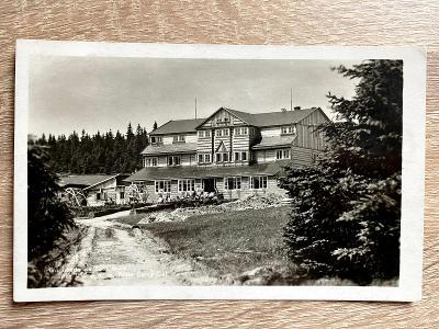 Krkonoše - Kolínská bouda