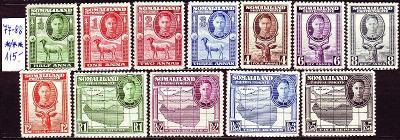 Afrika- Brit.Somálsko