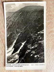 Krkonoše - Vysoké kolo