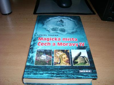 P.TOUFAR - MAGICKÁ MÍSTA ČECH A MORAVY