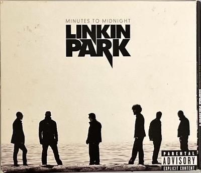 CD Linkin Park – Minutes To Midnight, NM-
