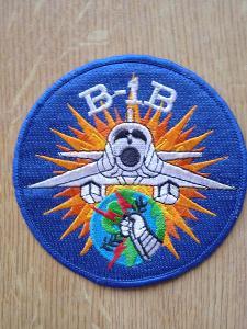 nášivka USA NAVY B-1B