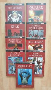 Komiksy Marvel