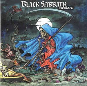 BLACK SABBATH - Forbidden - CD  1995