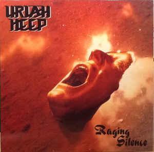 URIAH HEEP - Raging Silence CD 1989