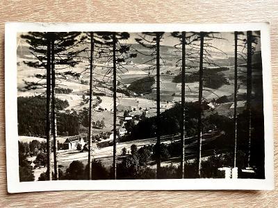 Orlické hory - Panoráma