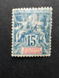 Sultanat d'Anjouan