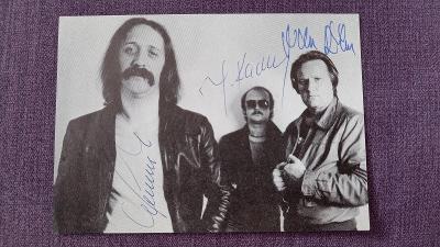 Podpisy, autogramy KATAPULT