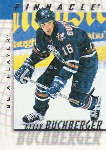 KELLY BUCHBERGER @ EDMONTON OILERS @ Be A Player