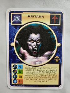Doomtrooper - Kritana