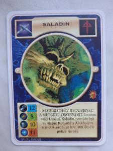 Doomtrooper - Saladin