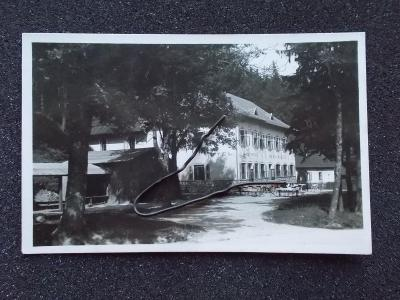 Kroměříž Chvalčov hotel Říka Antonín Srkala reál foto