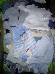 Kojenecké oblečení pro kluka 10 kg