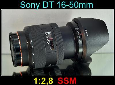 💥 SonyDT 16-50mm1:2.8 SSM (SAL 1650)  **APS-C zoom, A-mount** TOP👍