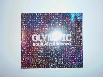 OLYMPIC - SOUHVĚZDÍ ŠÍLENCŮ + PODPISOVÉ KARTY - CD !