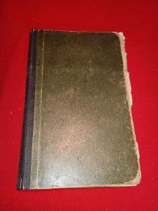 ZAJÍMAVOST ŽIŽKOV KNIHA PŘÍSPĚVKŮ KLUB FOTOGRAFŮ 1935 296 ČLENŮ PROFES