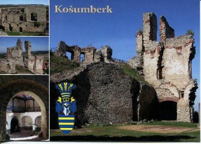 Košumberk (Chrudim), hrad, erb