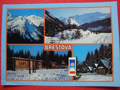 BRESTOVÁ Roháče Výcvikové a učební středisko Zima Retro