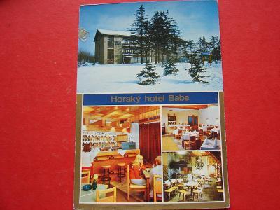 NA BABE Horský hotel Restaurace PR Malacky Interiéry Retro Slovensko