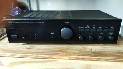 Vintage hifi stereo zesilovač Denon
