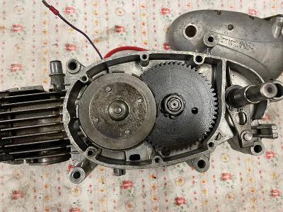 Motor Jawetta - pěkný