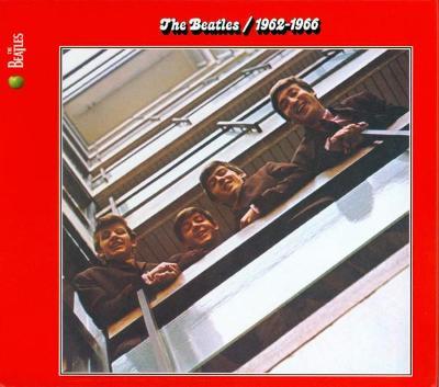 2 CD Beatles - The Beatles 1962 - 1966