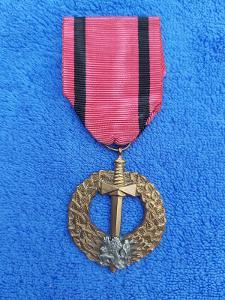 Pamětní medaile československé armády v zahraničí