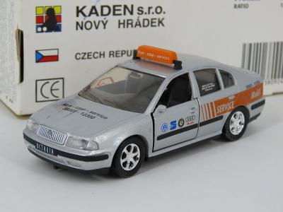 Škoda Octavia Service Mobil  1:43 Kaden KDN