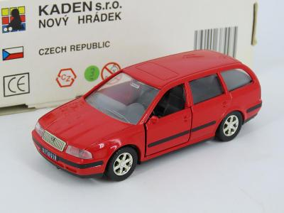 Škoda Octavia Combi  1:43 Kaden KDN