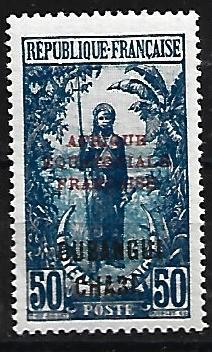 OUBANGUI CHARI Mi.55 Nr.18225