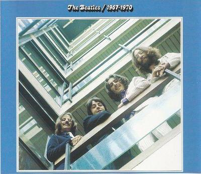 2 CD Beatles - The Beatles 1967 - 1970  (Japan)