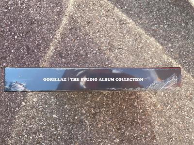 G Collection Gorillaz vinyl