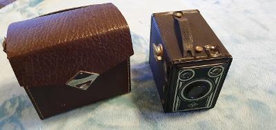 Starý fotoaparát - Agfa Film B2