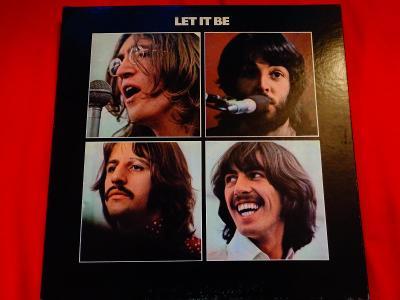 The Beatles - Let It Be orig. US 70 Gatefold, LP - NM!! Obal - VG+