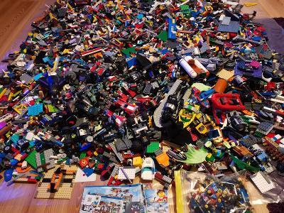 30 Kg LEGO