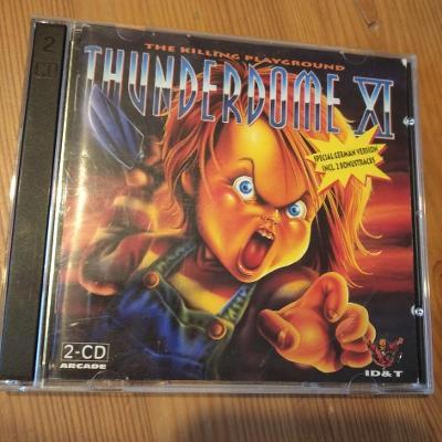 Thunderdome XI  2CD