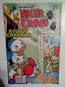 Časopis, Kačer Donald, č. 24/2002