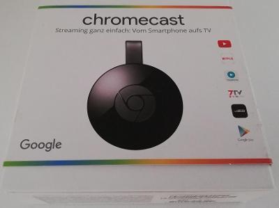 Google Chromecast HDMI video