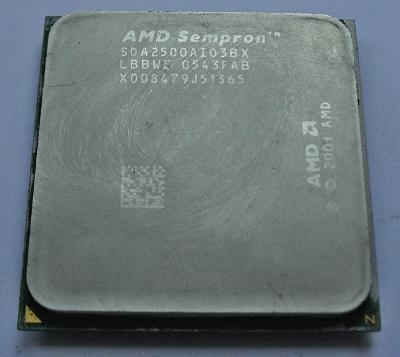 AMD Sempron SDA 2500 AIO3BX LBBWE