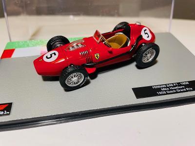 Model Formule F1 Ferrari 246 Hawthorn 1958 1:43 (Altaya IXO Minichamps