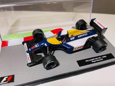 Model Formule F1 Williams Renault FW14B Mansell 1992 1:43 (Altaya RBA
