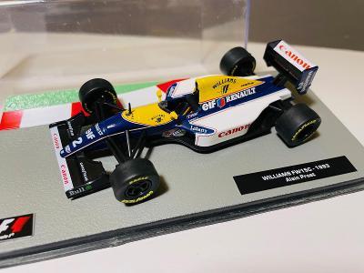 Model Formule F1 Williams Renault FW15C Prost 1993 1:43 (Altaya IXO