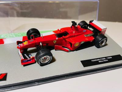 Model Formule F1 Ferrari F399 Salo 1999 1:43 (Altaya Minichamps