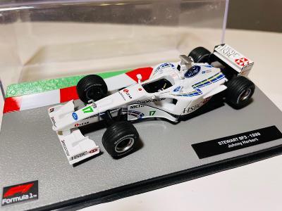 Model Formule F1 Setwart Ford 1999 Herbert 1:43 (Altaya Minichamps