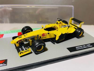 Model Formule F1 Jordan Honda Frentzen 1999 1:43 (Altaya Minichamps